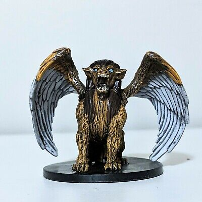 AU19.38 • Buy Rare, Large Sphinx #8 Miniature Lot Dungeons And Dragons D&D Minis Pathfinder
