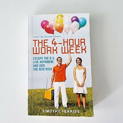 AU19.90 • Buy The 4-Hour Work Week: Escape The 9-5 Live Anywhere And Join The New Rich Timothy