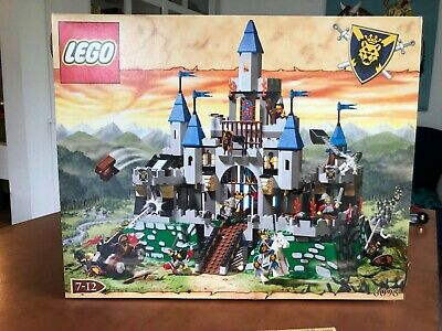 $718.76 • Buy LEGO 6098 King Leo's Castle Il Castello Del Re Castle Medioevo Anno 2000