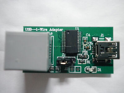 £44.91 • Buy DALLAS 1-Wire Single Bus Device Reader/Programmer (DS9097/DS9490)