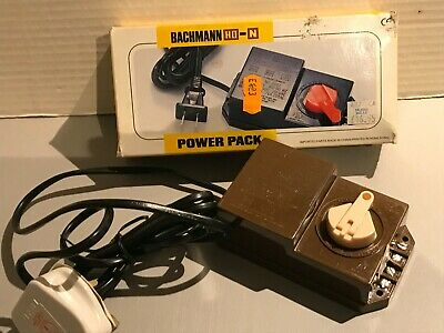 £15.80 • Buy Bachmann 44207 Transformer Controller Tested Working No Instructions, Boxed.