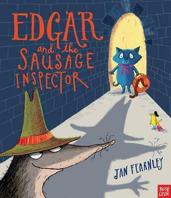 £17.49 • Buy Edgar And The Sausage Inspector By Jan Fearnley (English) Hardcover Book Free Sh
