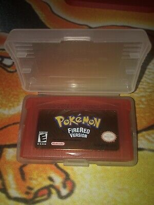 AU22.95 • Buy Pokemon Fire Red Version - GBA - Nintendo Gameboy Advance/DS *Brand New*