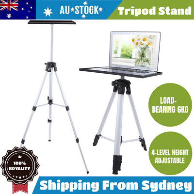 AU39.99 • Buy Aluminum Projector Laptop DV Video Camcorder Tripod Stand Holder With Carry Bag