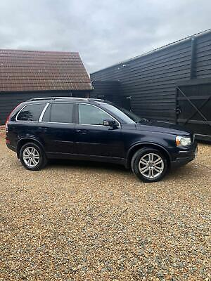 2010 Volvo XC90 2.4 D5 SE Lux Geartronic AWD 5dr SUV Diesel Automatic • 4,500£