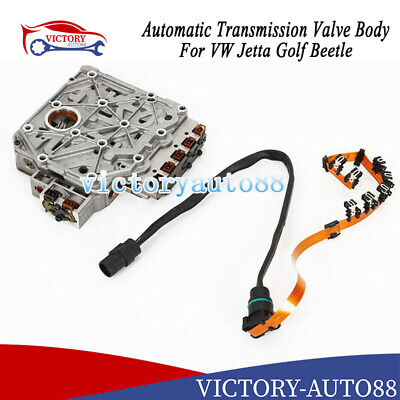 $112.80 • Buy 01M325283A Automatic Transmission Valve Body Set Fits For VW Jetta Golf Beetle