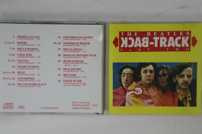£10.54 • Buy CD BEATLES Back Track Part Two BT63682 NONE UNKNOWN