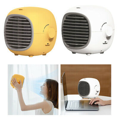 AU43.80 • Buy Air Conditioner USB Personal Unit Cooling Fan Space Humidifier 200ML Home