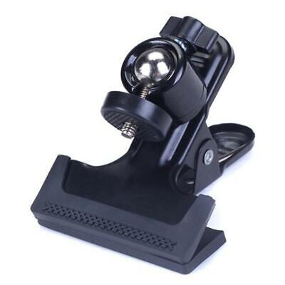 £6.36 • Buy Multi-function Clip Clamp Holder Mount With Standard Ball Head 1/4 Screw☪