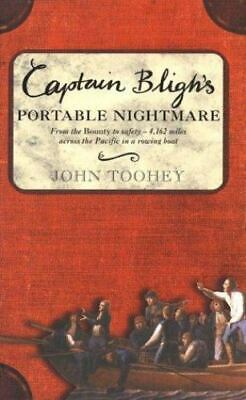 £3.93 • Buy Captain Bligh's Portable Nightmare: From The Bounty To Safety--4,162 Miles Acro