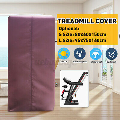 AU21.98 • Buy Waterproof Duty Heavy Treadmill Cover Jogging Running Machine Protection Shelte
