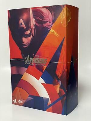 $ CDN806.08 • Buy Movie Masterpiece 1/6 Scale Avengers Age Of Ultron Captain America Hot Toys New