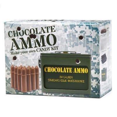Chocolate Ammo Candy Bullet Making Kit *does Not Include Chocolate* • 24.82£