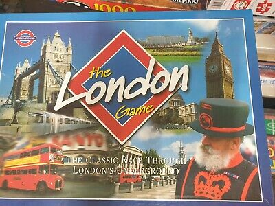 £9.99 • Buy 219 The London Game  By The Games Team 1997
