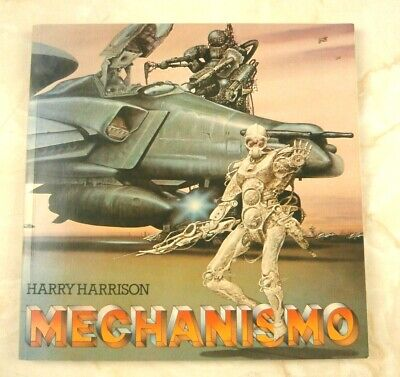 £9.99 • Buy Mechanismo By Harry Harrison Paperback Book - Vintage  FREE COURIER In UK