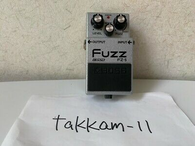 $ CDN94.38 • Buy Boss FZ-5  Fuzz Guitar Pedal Effect Used From Japan FREE SHIPPING