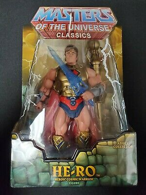 $59.88 • Buy 2008 SDCC Masters Of The Universe Classics He-Ro Action Figure