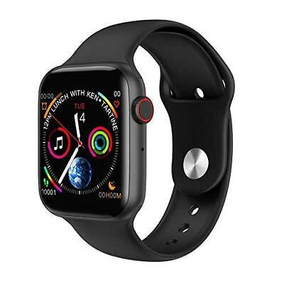 $ CDN62.48 • Buy W34+ Smart Health Watch With Body Temperature & ECG Heart Rate Function
