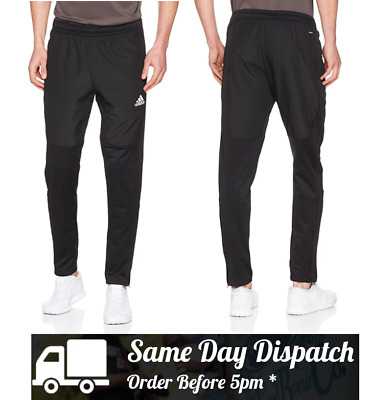 AU49 • Buy ADIDAS Men's Long Pants Joggers Black Size XL -New With Tags