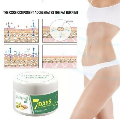 £5.99 • Buy 7DAYS Anti Cellulite Weight Loss Cream Hot Fat Burner Body Slimming Firm Gel 30g