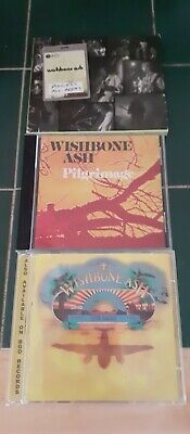£14.99 • Buy 3 Wishbone Ash CDs - Live Dates CD, Pilgrimes, Access All Areas Double Cd