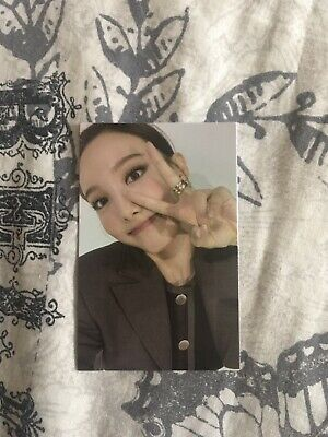 TWICE Nayeon Eyes Wide Open Photocard Kpop • 6.50£