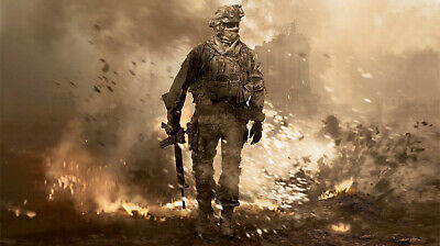 £21 • Buy Call Of Duty Canvas 20x30 Inch Ready To Hang