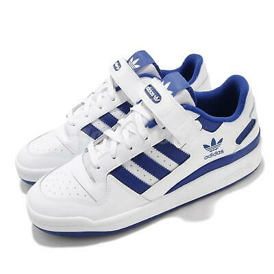 $ CDN187.97 • Buy Adidas Originals Forum Low White Blue Strap Men Casual Lifestyle Shoes FY7756
