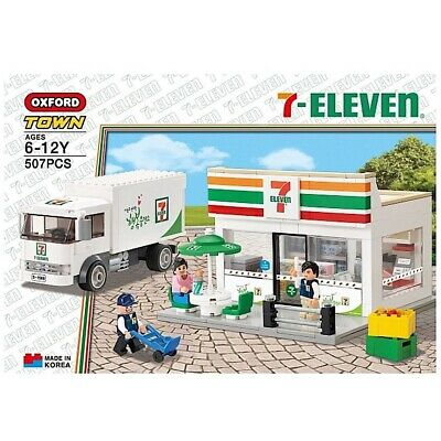 AU177.26 • Buy Oxford Block X 7-ELEVEN Collaboration 2019 Limited Edition <507pcs>