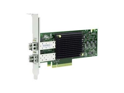$ CDN727.89 • Buy NEW HPE StoreFabric SN1200E 16Gb Dual Port Fibre Channel HBA- Q0L14A