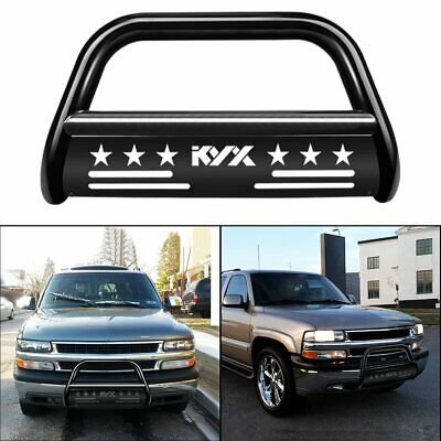 $99.28 • Buy For 99-07 Silverado/Sierra 1500 3  Tubing Bull Bar Push Bumper Grille Guard KYX