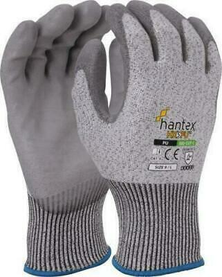 £4.99 • Buy Cut Resistant Work Safety Gloves Builders Grip Protection