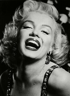 £20 • Buy Marilyn Monroe Canvas Wall Art Picture Print 30x20 Inch