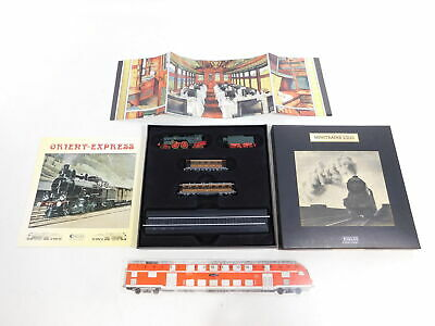 AU43.61 • Buy CA800-0, 5 #Minitrains Atlas Z Gauge Dummy-Dampflok Orient Express, Mint +Box