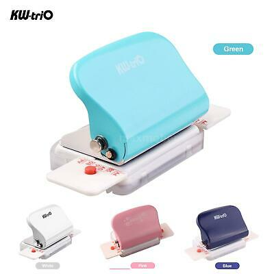 AU16.14 • Buy KW-trio 6-Hole Paper Punch Metal Hole Puncher 5 Sheet Capacity For A4 A5 B5 Book