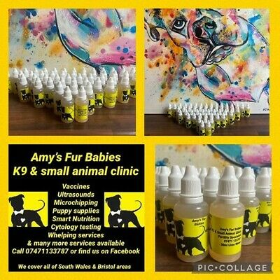 £5 • Buy Whelping Supplies 60ml Liver Water