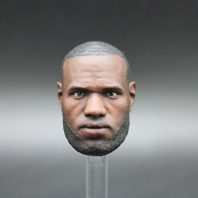 $163.27 • Buy Enterbay EB LeBron James King James 1/6 Head Carving Sculpture Model Accessory