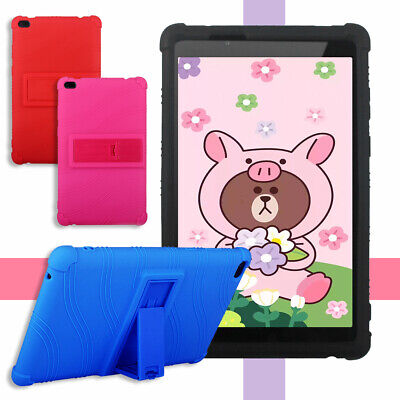AU16.88 • Buy Matte Silicone Kids Stand Tablet Cover Case For 8.0 Inch Lenovo Tab E8 TB-8304F