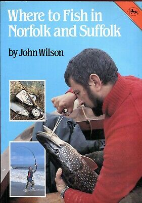 £5 • Buy Where To Fish In Norfolk And Suffolk.