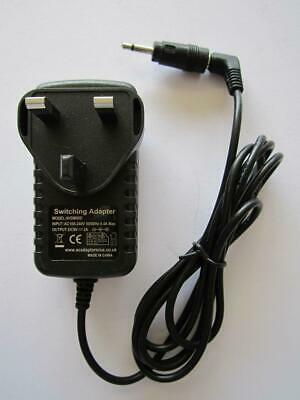 £11.80 • Buy Replacement For 6V 500mA MS20 Proline AC-DC Adaptor Power Supply UK Plug