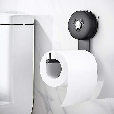 AU38.72 • Buy Vacuum Suction Cup Toilet Paper Roll Holder Bathroom Tissue Dispenser Hanger AU