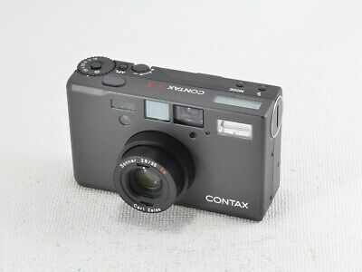 $ CDN4237.81 • Buy Contax T3 Titanium Black Titan Guarantee 18706