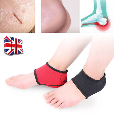 £3.98 • Buy 2X Plantar Fasciitis Socks Foot Heel Ankle Wrap Pad Pain Relief Arch Support New