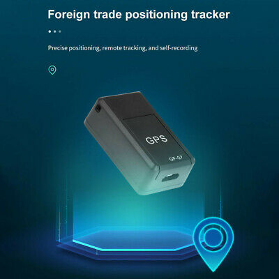 AU20.02 • Buy Mini Real-Time Portable GF07 Magnetic Tracking Device GPRS Vehicle Locator