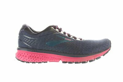 $ CDN96.72 • Buy Brooks Womens Ghost 12 Navy/Majolica/Beetroot Running Shoes Size 6.5 (1839633)