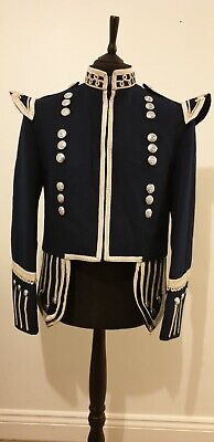 £64.99 • Buy Doublat Tunic Drummer Uk44R Black Military Jacket Also Available In Bulk & Size