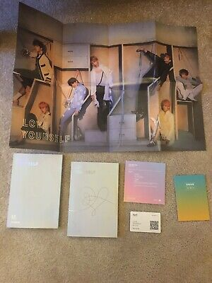 BTS Love Yourself Answer Album | No Photo Card • 12£
