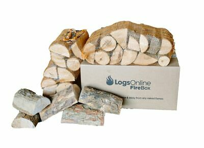 £19.95 • Buy 20KG Kiln Dried Ash Logs For Pizza Ovens Boxed