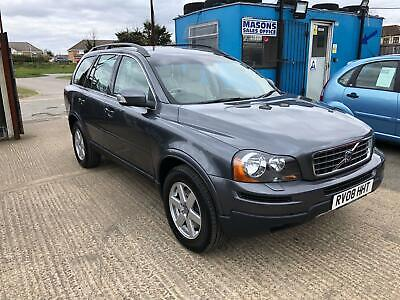 2008 Volvo XC90 2.4 D5 SE Geartronic AWD 5dr SUV Diesel Automatic • 3,000£