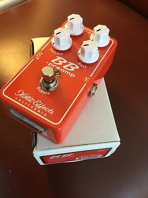 Guitar Overdrive Pedal. Xotic Bb Pre Amp. Used. Very Good Condition. • 95£